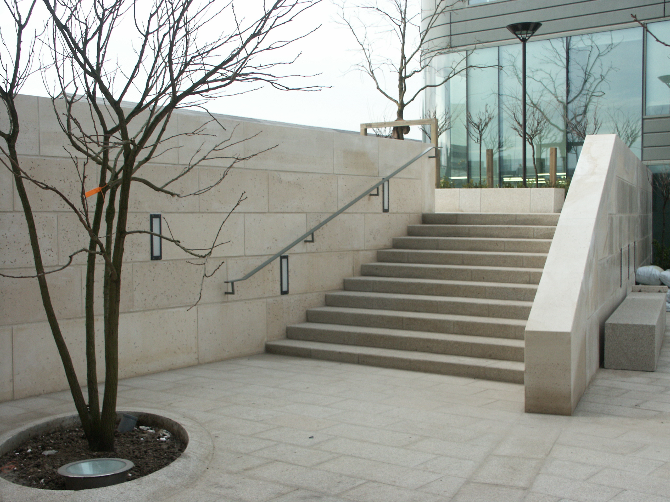 les escaliers la g n rale du granit. Black Bedroom Furniture Sets. Home Design Ideas